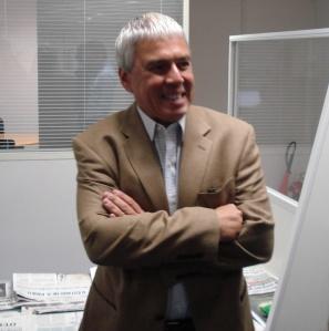 Guilherme Barros ministra palestra para equipe da Máquina